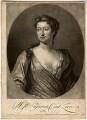 Susanna Centlivre (née Freeman), by Peter Pelham, after  D. Fermin - NPG D1272