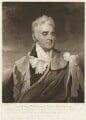 Richard Griffin (né Aldworth Neville), 2nd Baron Braybrooke, by Charles Turner, after  John Hoppner - NPG D1289