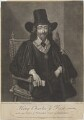 King Charles I, by John Faber Jr, printed and sold by  Thomas Bowles Sr, after  Edward Bower - NPG D1304