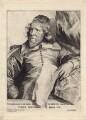 Inigo Jones, by Robert van Voerst, after  Sir Anthony van Dyck - NPG D1312