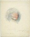 Sir Peregrine Fuller-Palmer-Acland, 2nd Bt, by J. Neville Grenville - NPG D132