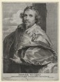 Daniel Mytens, by Paulus Pontius (Paulus Du Pont), after  Sir Anthony van Dyck - NPG D1325