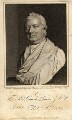 Charles Burney, by Abraham Wivell, after  Joseph Nollekens - NPG D1331