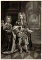 Benjamin Bathurst; William, Duke of Gloucester, by John Smith, after  Thomas Murray - NPG D1336