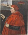 Thomas Wolsey, by Unknown artist - NPG D136