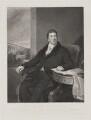 Thomas Telford, by William Raddon, after  Samuel Lane - NPG D1381