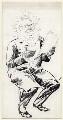 Henrik Ibsen, by Harry Furniss - NPG D143