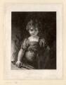 'Hannibal' (Master Cox), by James Egan, after  Sir Joshua Reynolds - NPG D1432