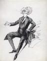 Sir Henry Arthur Fletcher, by Harry Furniss - NPG D147