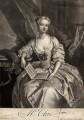 Catherine ('Kitty') Clive (née Raftor), by Alexander van Aken, after  Joseph van Aken - NPG D1480