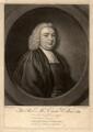 Emanuel Collins, by James Macardell, after  Nathaniel Hone - NPG D1497