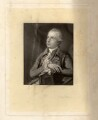 George Colman the Elder, by James Scott, after  Thomas Gainsborough - NPG D1509