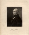 John Constable, by David Lucas, after  Charles Robert Leslie - NPG D1544