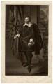 Francis Cottington, 1st Baron Cottington, by Robert Dunkarton, after  Paul van Somer - NPG D1561