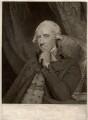 John ('Fish') Craufurd, by Joseph Grozer, after  Sir Joshua Reynolds - NPG D1570