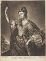 Lady Anne Dawson (née Fermor), by Samuel Okey, after  Sir Joshua Reynolds - NPG D1573