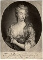 Elizabeth Southwell (née Cromwell), Lady Cromwell, by and published by John Smith, after  Sir Godfrey Kneller, Bt - NPG D1583