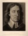 Oliver Cromwell, after Sir Peter Lely - NPG D1594
