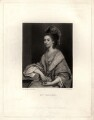 Elizabeth Crooke (née Parry), by George H. Every, after  Sir Joshua Reynolds - NPG D1604