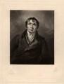 John Philpot Curran, by Edward McInnes, after  Sir Thomas Lawrence - NPG D1611