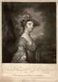 Lucy Cooper, by James Macardell, after  Frans van der Mijn (or Myn) - NPG D1616
