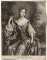 Madam D'Avenant, by John Smith, after  Sir Godfrey Kneller, Bt - NPG D1622