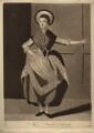 Nancy Dawson, possibly by Michael Jackson, printed for  Robert Sayer - NPG D1626