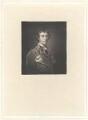 John West, 2nd Earl de la Warr, by Samuel William Reynolds, after  Sir Joshua Reynolds - NPG D1633