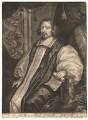 John Dolben, published by Richard Tompson, after  Jacob Huysmans - NPG D1651