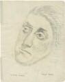Sylvia Gosse, by Powys Evans - NPG D1671