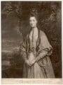 Anne Seymour Damer (née Conway), by John Raphael Smith, after  Sir Joshua Reynolds - NPG D1717
