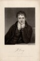 Sir Humphry Davy, Bt, by Charles Turner, after  Henry Howard - NPG D1729