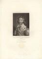 William Feilding, 1st Earl of Denbigh, by Robert Dunkarton, after  Unknown artist - NPG D1737