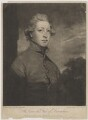 William Cavendish, 5th Duke of Devonshire, by John Raphael Smith, after  Sir Joshua Reynolds - NPG D1752