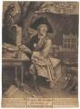 Richard Dickinson, after Hans Hysing - NPG D1759