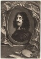 William Dobson, by George White, after  William Dobson - NPG D1764