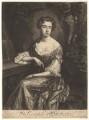 Catherine Sedley, Countess of Dorchester, by Isaac Beckett, after  Sir Godfrey Kneller, Bt - NPG D1768
