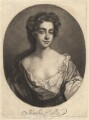 Catherine Sedley, Countess of Dorchester, by Robert Williams, after  Willem Wissing - NPG D1769