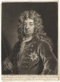 Charles Sackville, 6th Earl of Dorset, by John Simon, after  Sir Godfrey Kneller, Bt - NPG D1773