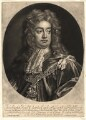 Charles Sackville, 6th Earl of Dorset, by John Smith, after  Sir Godfrey Kneller, Bt - NPG D1775