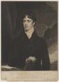 John George Lambton, 1st Earl of Durham, by Samuel William Reynolds, after  Thomas Phillips - NPG D1813