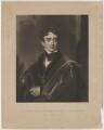 John George Lambton, 1st Earl of Durham, by Charles Turner, after  Sir Thomas Lawrence - NPG D1815