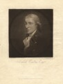 Richard Earlom, by Thomas Goff Lupton, published by  Hurst, Robinson & Co, after  Gilbert Stuart - NPG D1822