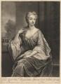 Margaretta Maria Murray (née de Yong), Lady Elibank, by John Simon, after  Sir Godfrey Kneller, Bt - NPG D1832