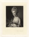 Dorothea (née Johnson), Lady Eden, by George H. Every, after  Thomas Gainsborough - NPG D1844