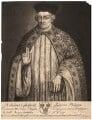 Robert Eglesfield, by John Faber Sr, after  Unknown artist - NPG D1850