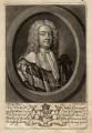 John Perceval, 1st Earl of Egmont, by John Faber Jr, after  Hans Hysing - NPG D1852