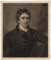 Thomas Erskine, 1st Baron Erskine, by Charles Turner, after  Sir Thomas Lawrence - NPG D1863