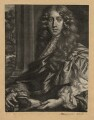 John Cecil, 5th Earl of Exeter, published by Richard Tompson, after  Sir Peter Lely - NPG D1888