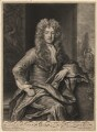 John Cecil, 5th Earl of Exeter, by John Smith, after  Sir Godfrey Kneller, Bt - NPG D1889